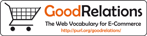 GoodRelations - The Web Vocabulary for E-Commerce