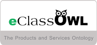 eClassOWL - The Products and Services Ontology